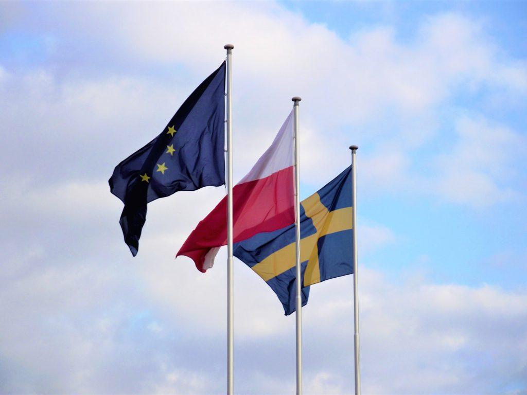 Polska i Sverige